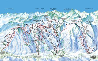 Faire du ski à Serre Chevalier