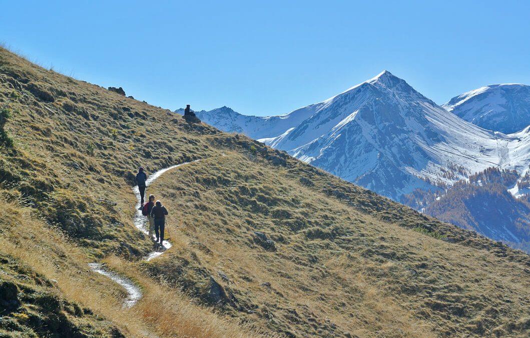 Randonnée à Serre Chevalier : Des parcours originaux