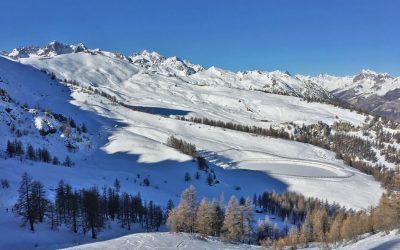 Une vallée magnifique, de Briançon au Monêtier-les-Bains