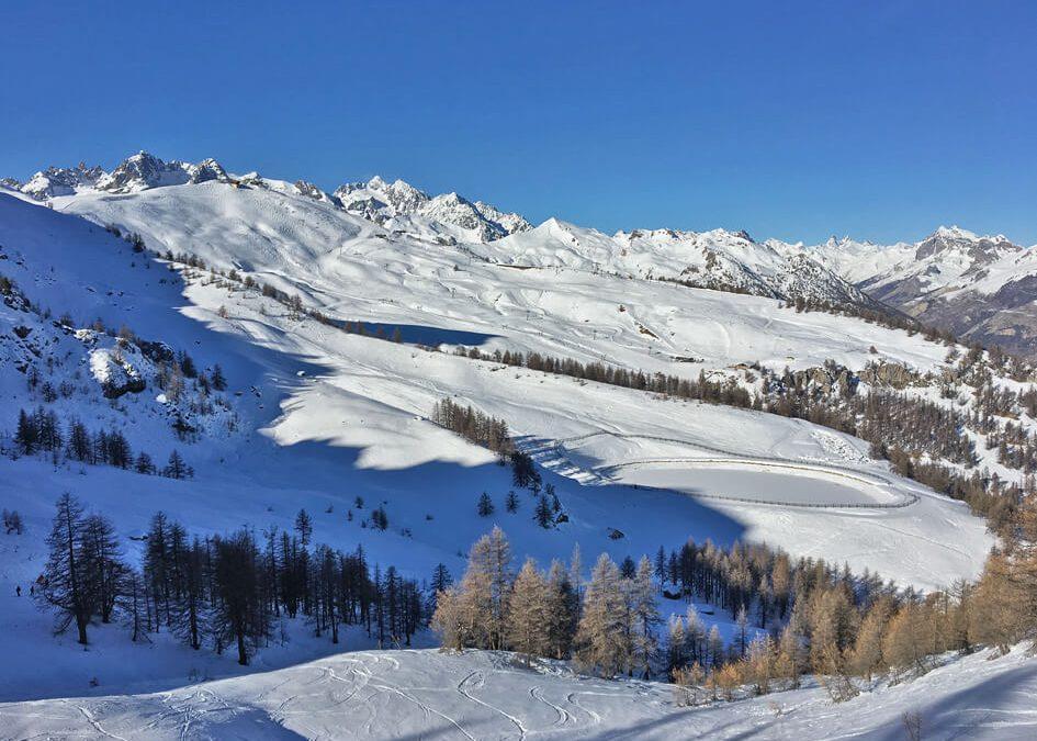 Serre Chevalier ski : Présentation de la station et informations