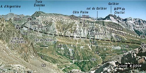 Randonnée Serre Chevalier : Col de Côte Plaine (Niveau Moyen)