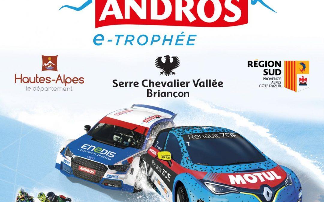 E-TROPHÉE ANDROS 2021 à Serre Chevalier